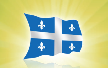 Quebec Flag - We are a proud local business